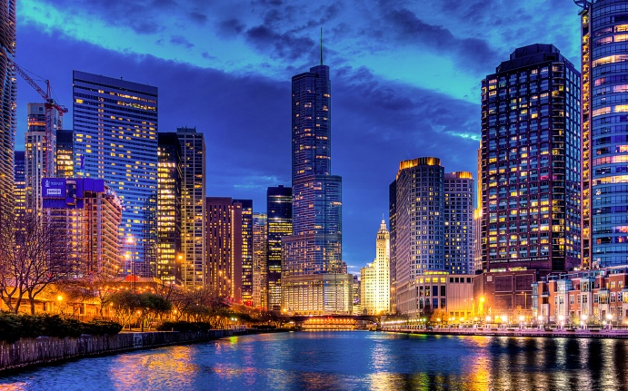 chicago-illinois-city-night-skyscrapers-buildings-lighting-light-wallpaper-1