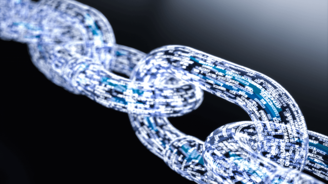 Blockchain-as-chain